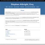 Stephen Albright Attorney